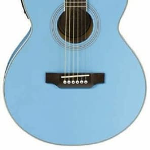 JB Player JBEA15PB Acoustic Electric Guitar, Powder Blue for sale