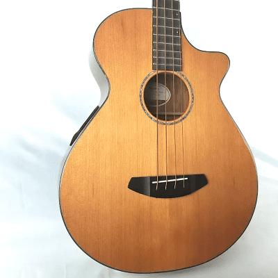 Breedlove Solo Bass CE  2019 Natural