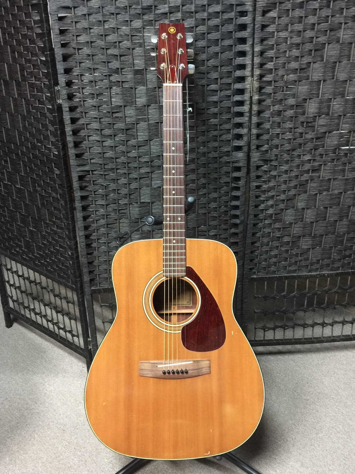 Yamaha Ga Acoustic Guitar