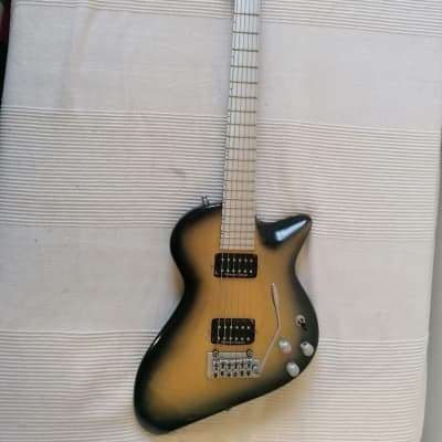 Andreas Guitars Gray Shark for sale