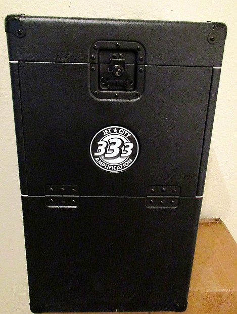 Jet City Guitar Isolation Cabinet Upgraded With Celestion