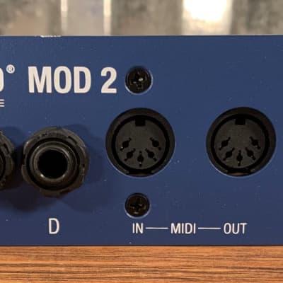 Warwick Rockboard MOD 2 TRS Midi USB Guitar Effect Pedalboard Patchbay Module