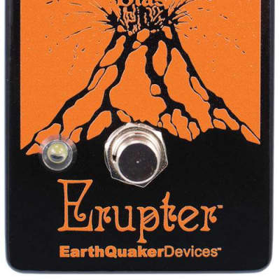 Earthquaker Devices Erupter Perfect Fuzz (Just Sayin')
