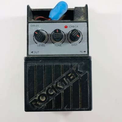 Rocktek Distortion  *Sustainably Shipped* for sale