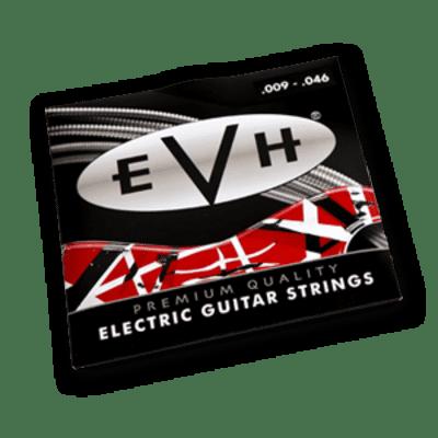 EVH #0220150046 - Premium Electric Strings, Nickel Plated Steel, 9/46