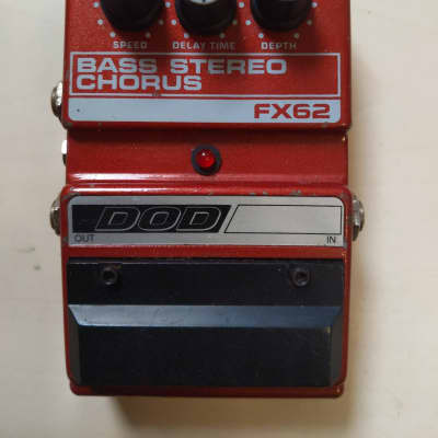 DOD Bass Stereo Chorus FX62 1987 for sale