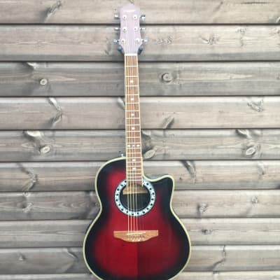 Westfield SR-383 Electro Acoustic Guitar for sale