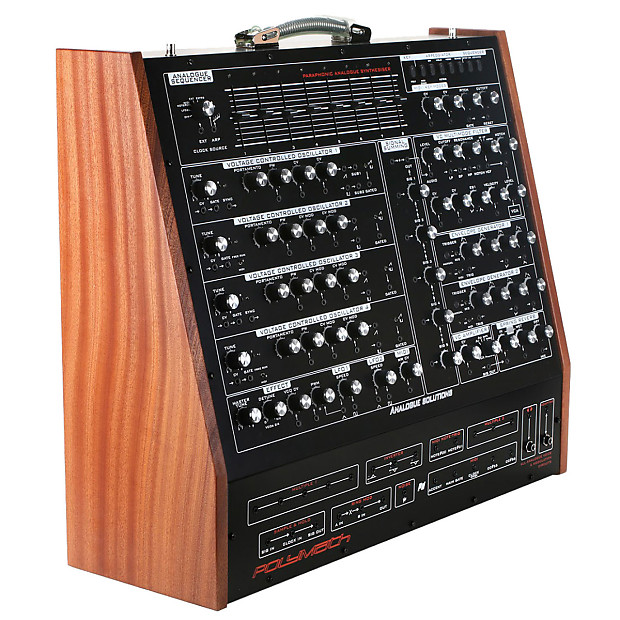 analogue solutions polymath paraphonic modular synth reverb. Black Bedroom Furniture Sets. Home Design Ideas