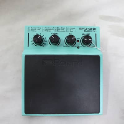 Used Roland SPD-ONE Electro Drum Pad
