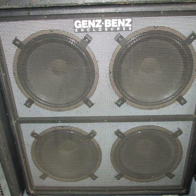 Genz Benz GB412ST     4x12