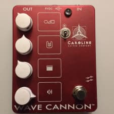 Caroline Guitar Company Wave Cannon 2012