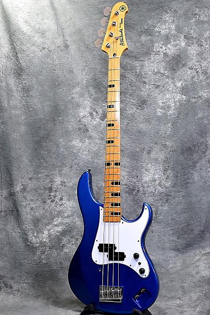 Yamaha Attitude Bass History
