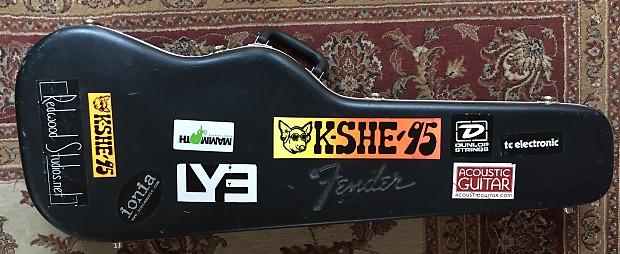 USA Hamer Daytona 1995 Blue Ash Strat on