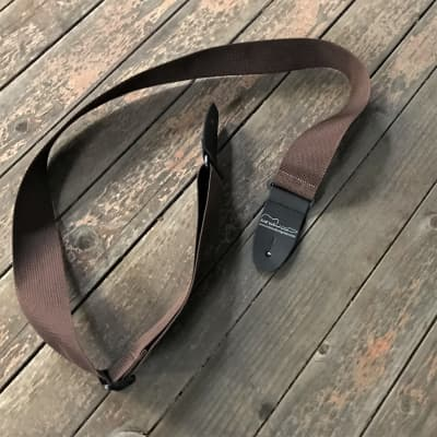 Keith Holland Custom Strap in Brown