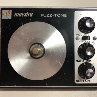 Maestro FZ-1S Fuzz Tone 1971