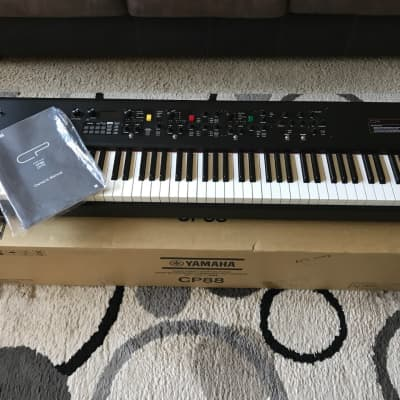Yamaha CP88 88-Key Stage Piano