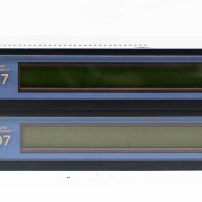 Sony DPS-D7 Digital Delay Signal Processor Rack Unit DSP D7 DSPD7 - Pair