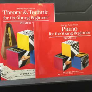 Neil A Kjos Music Company Bastien Piano Basics: Technic (Primer)