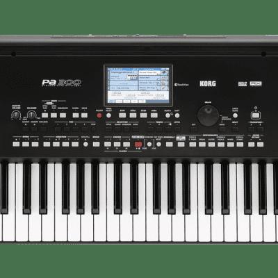 Korg Pa300 Professional 61-key Arranger Keyboard PA-300