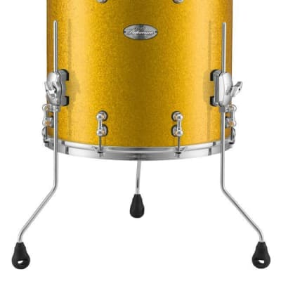 Pearl Music City Custom 16x16 Reference Pure Series Floor Tom ONLY RFP1616F/C423