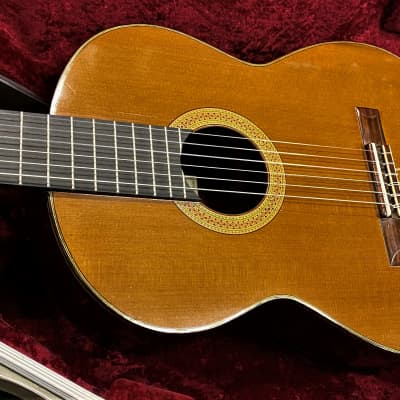 Richard Howell Concert Hand Crafted Classical Guitar 1979 No-38 for sale