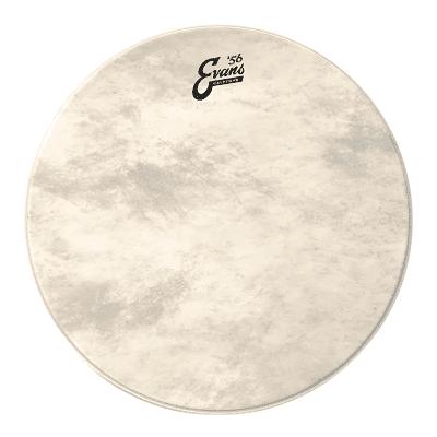 """Evans BD22CT Calftone Bass Drum Head - 22"""""""