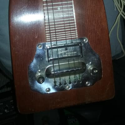 Electromuse Vintage Lap Steel 30s Natural for sale