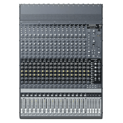 Mackie Onyx 1640 16-Channel Analog Mixer