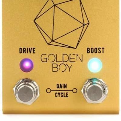 Jackson Audio Golden Boy Transparent Overdrive