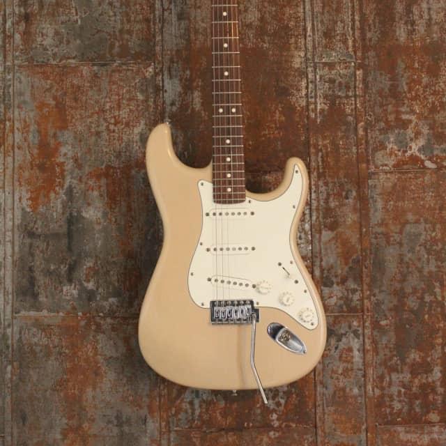 Fender American Stratocaster 2007 Mary Kaye Transparent Blonde + Hardshell Case image