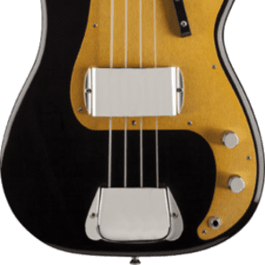 Fender American Vintage '58 Precision Bass MN Black for sale