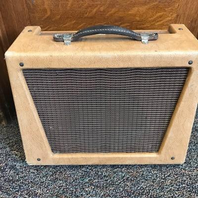 Rare Valco Orpheus 707 1958 Tan amplifier for sale