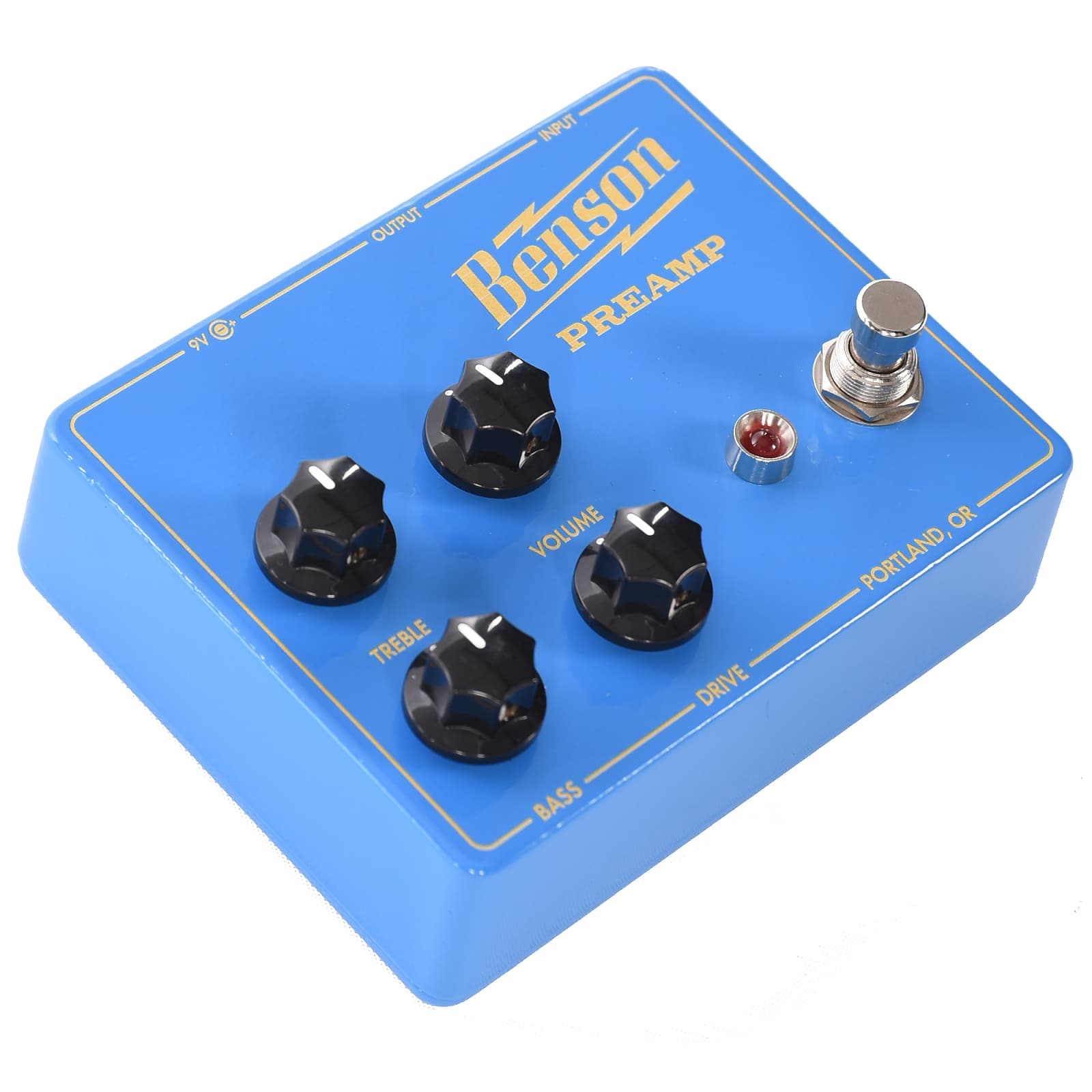 Benson Amps Preamp Pedal CME Exclusive Limited Edition