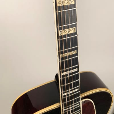 Most Rare! 1941 Vega C-86 Advanced Model Archtop Acoustic in Sunburst with  OHSC