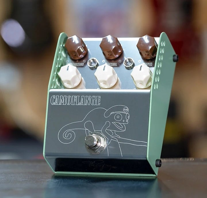 ThorpyFX Camoflange Flanger *Free Shipping in the USA*