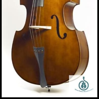 Stentor 1951 3/4 Size Student Series Upright Double Bass Outfit w/ Bow; Free Shipping