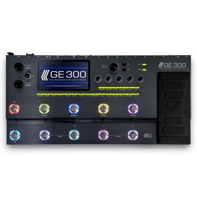 Mooer GE 300 Guitar Multi Effects Processor Pedal Board