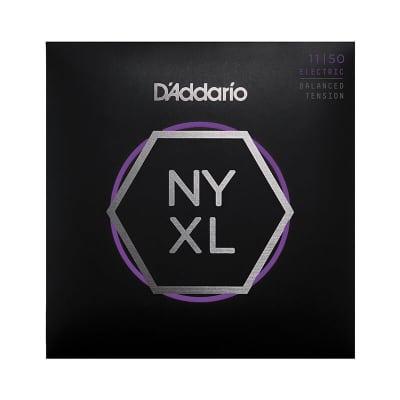 D'Addario NYXL1150BT Electric Strings