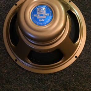 "Celestion G12 Alnico Gold 12"" 50w 15 Ohm Replacement Speaker"