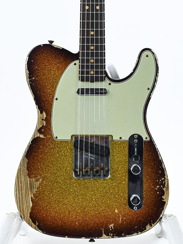 Fender Custom Shop 63 Tele Super Faded