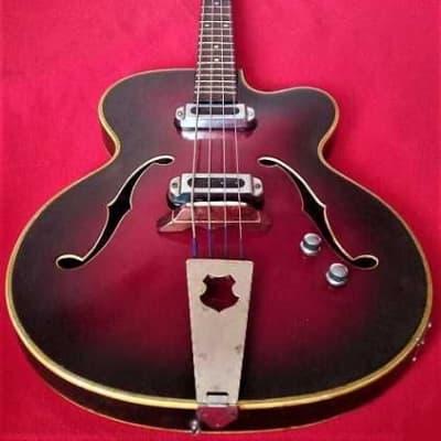 Rarity ! All original Musima 1655 Bass 70s for sale