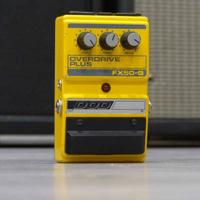 Dod FX-50B Overdrive Plus USA ('80s) for sale