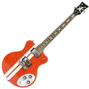 Italia Maranello Roadster II Electric Guitar - Red for sale