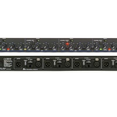 dbx 1074 OPEN BOX Quad Noise Gate 4 Channel QuadGate - Made in USA! - Authorized Dealer/Warranty
