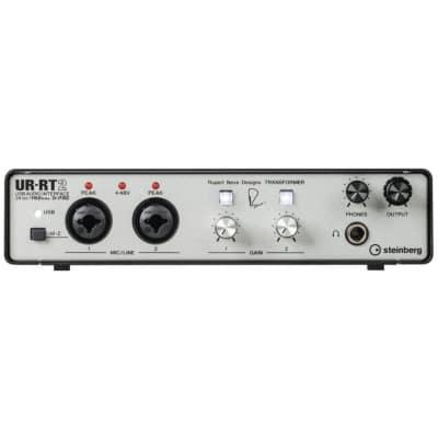 Steinberg UR-RT2 USB 2.0 Audio Interface with 2 Rupert Neve Transformers