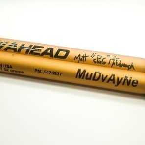Ahead S7A Spug Mudvayne/Matt McDonough Signature Nylon Tip Aluminum Drum Sticks