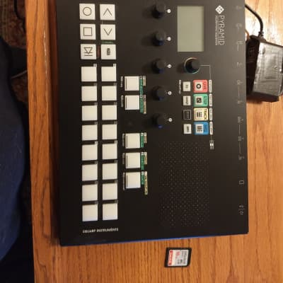 Squarp Instruments Pyramid mk1