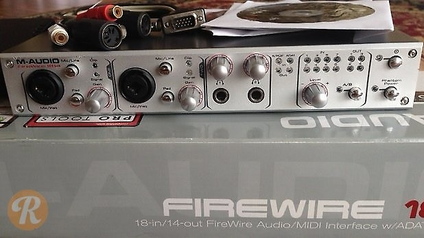 M-Audio Firewire 1814 Driver Download