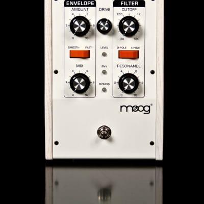 Moog MF-101 Moogerfooger Low Pass Filter White