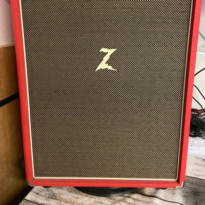 Dr. Z Z Best 2x12 Cab 2012 Red for sale
